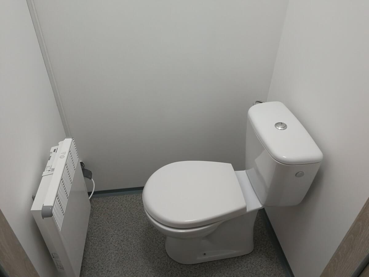 Kontener - toaleta