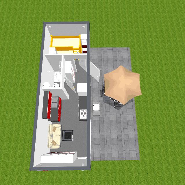 Gotowy moduł mieszkalny, letniskowy lub całoroczny