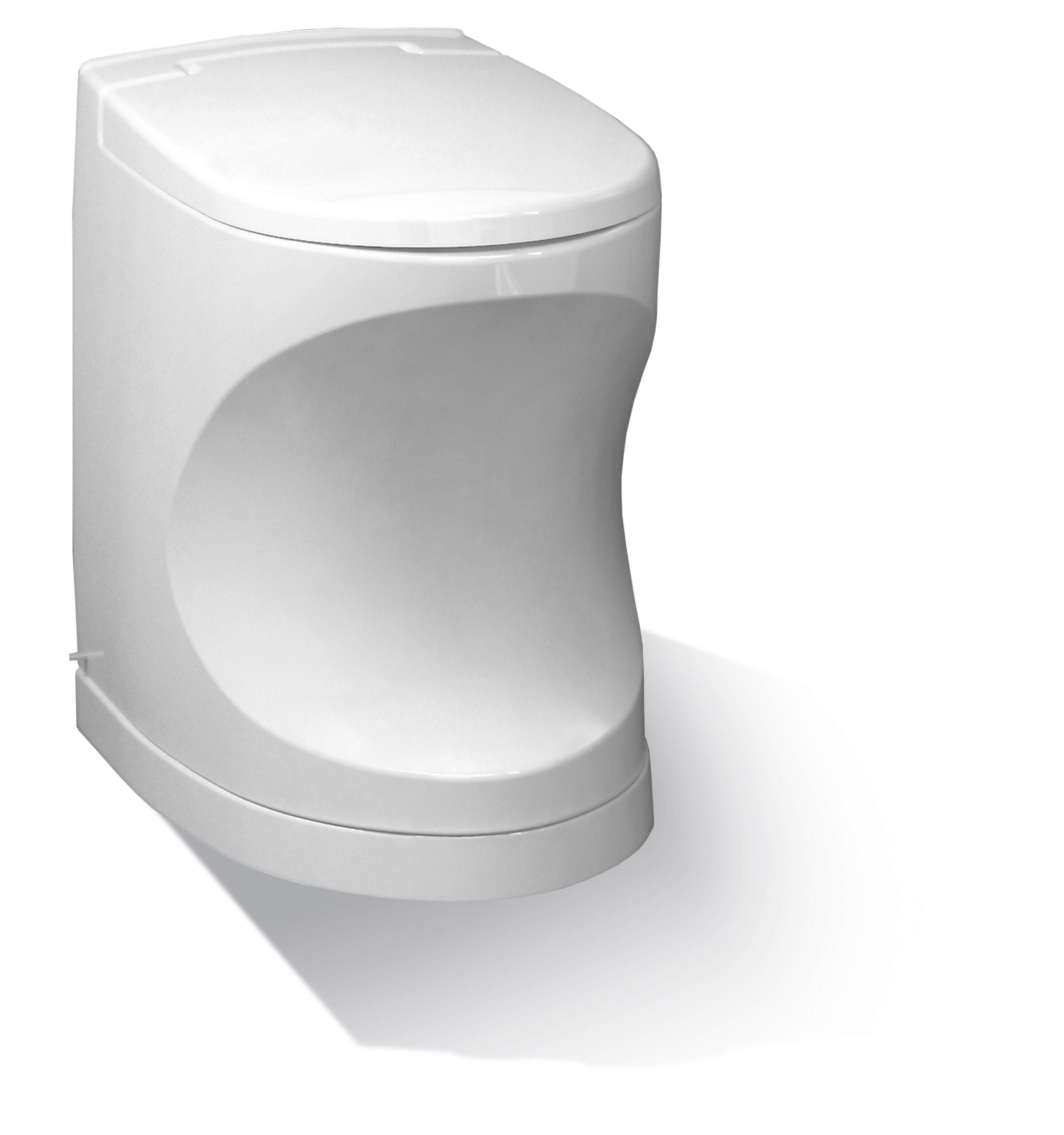 Toaleta spalająca na gaz do kempingów