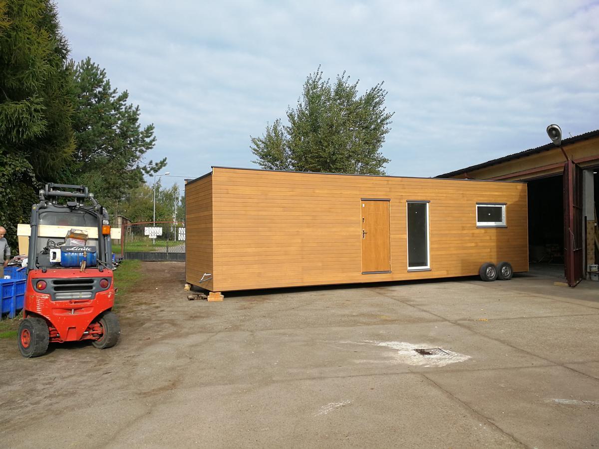 Simplest modular house