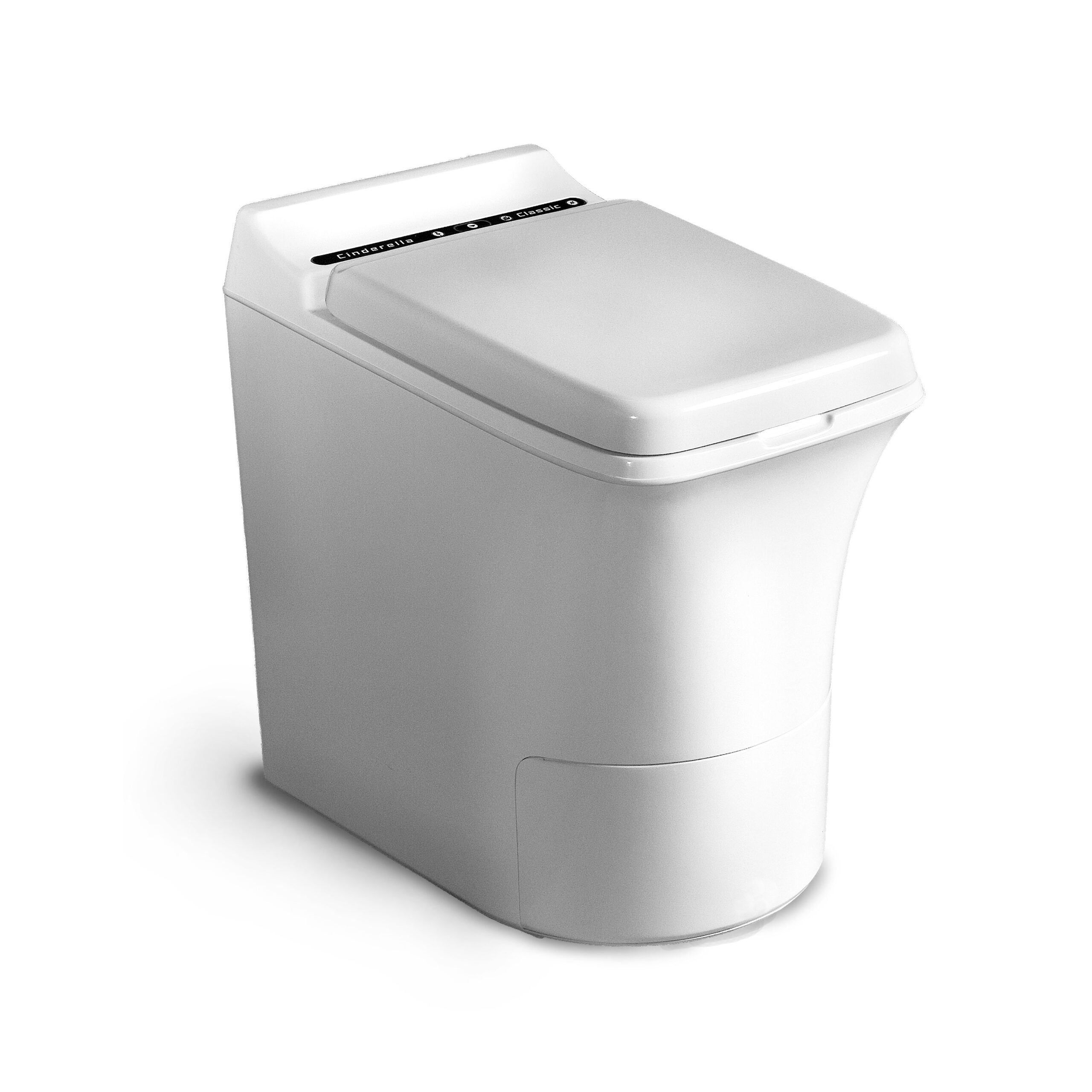 Toaleta spalająca Cinderella Comfort